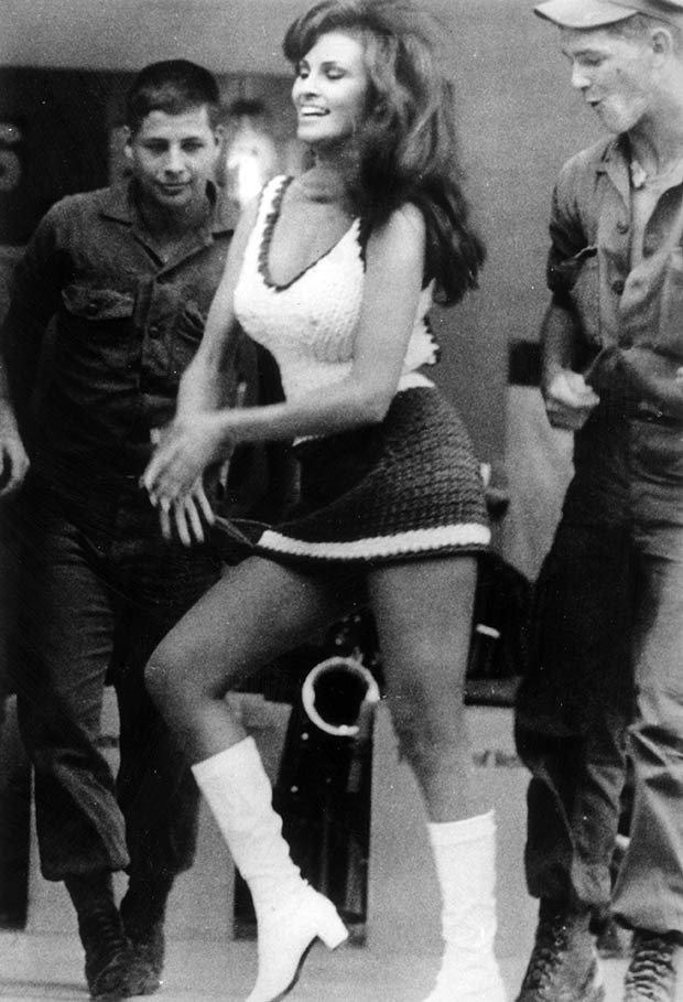 11. Raquel Welch