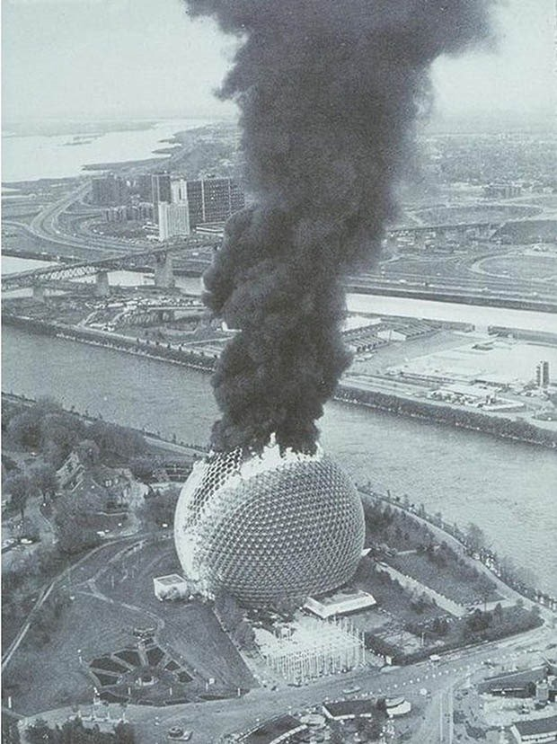 12. Montreal Biosphere