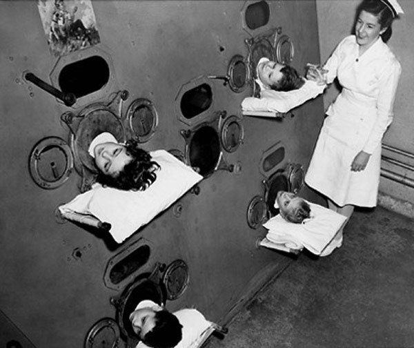 20. Iron Lung