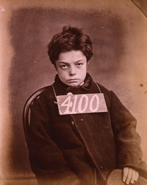 23. Prisoner 4100