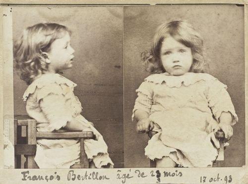 24. Toddler Mugshot
