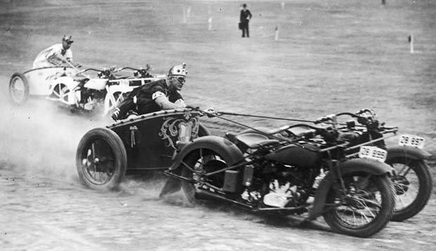 25. Chariot