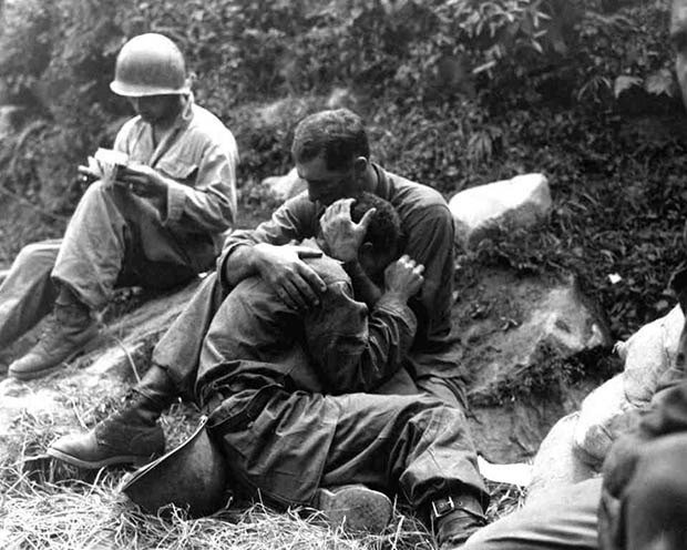 25. Infantry man