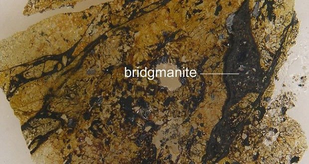 Bridgmanite