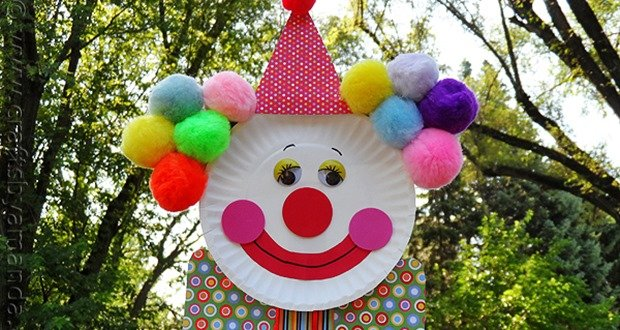Clown Decor