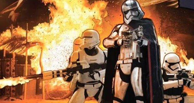 Flame Thrower Stormtroopers