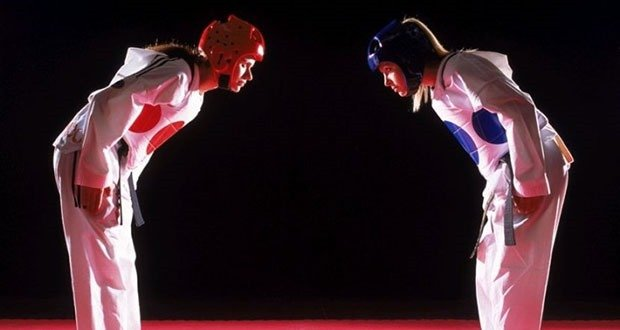 Martial Arts Bow