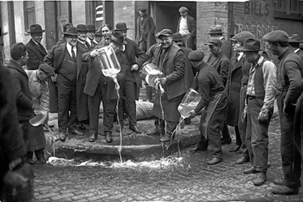Prohibition 5