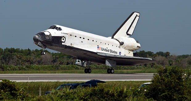 space shuttle horses arse - photo #15