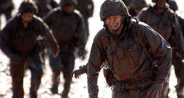 02. The Sludge Run - British Royal Marines