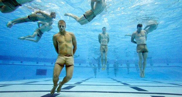 03. Coldwater Training - U.S. Navy SEALs