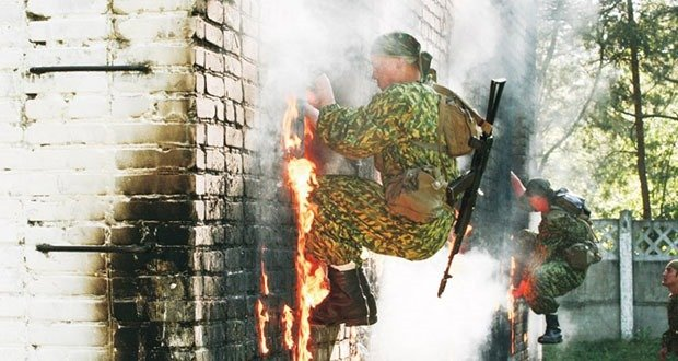 06. The Fire Walk - Belarusian Special Forces