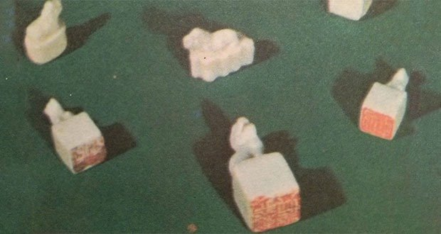 Chinese porcelain Seals