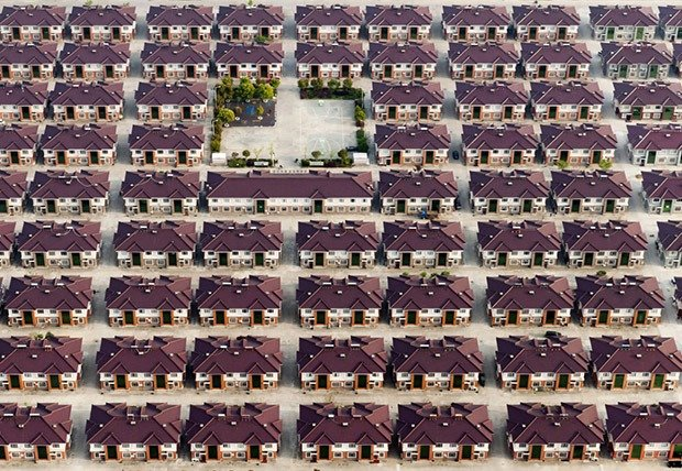 Identical Houses