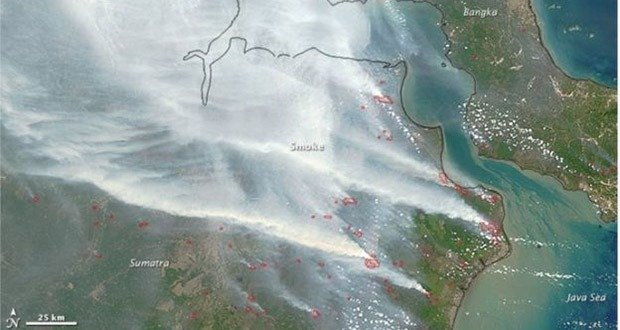 Indonesian Haze