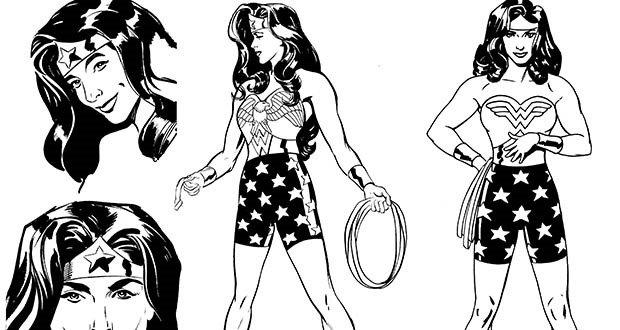 Wonder Woman's Pants