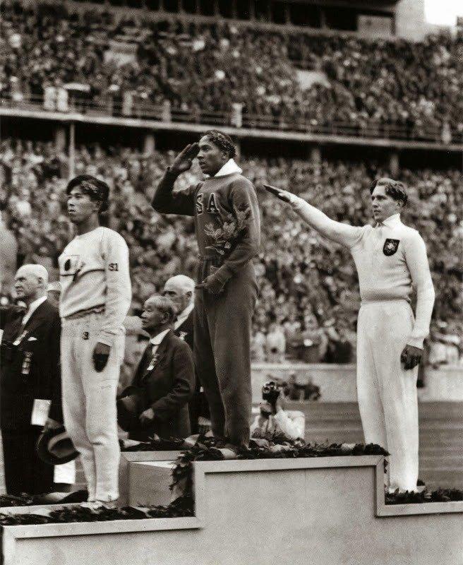 01. Jesse Owens