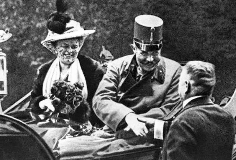 02. Archduke Franz Ferdinand