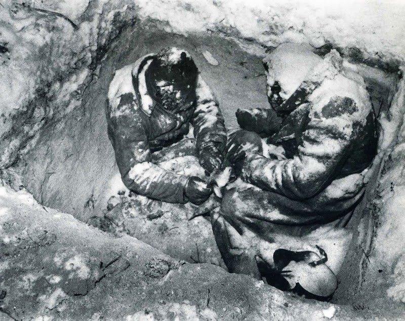 03. Infantrymen Frozen