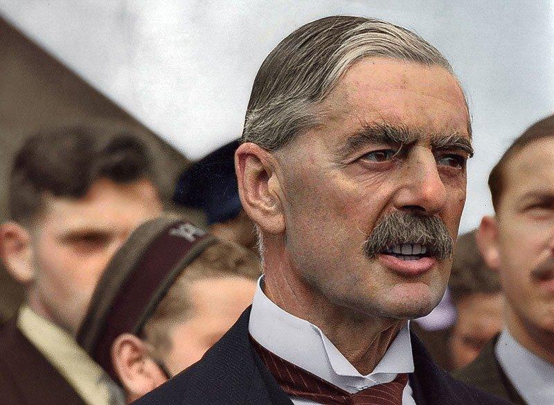04. Neville Chamberlain