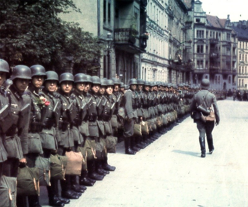05. German soldiers