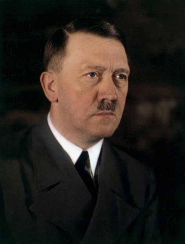 06. Hitler's eye color