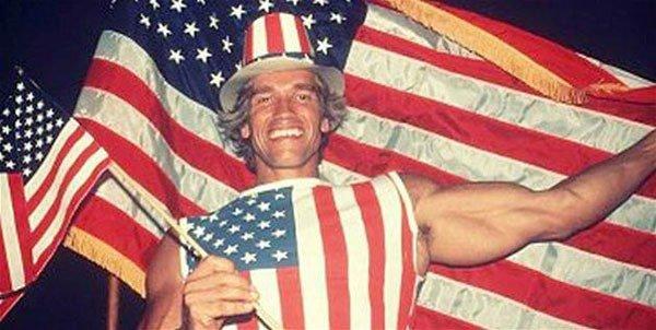 07. Arnold Schwarzenegger