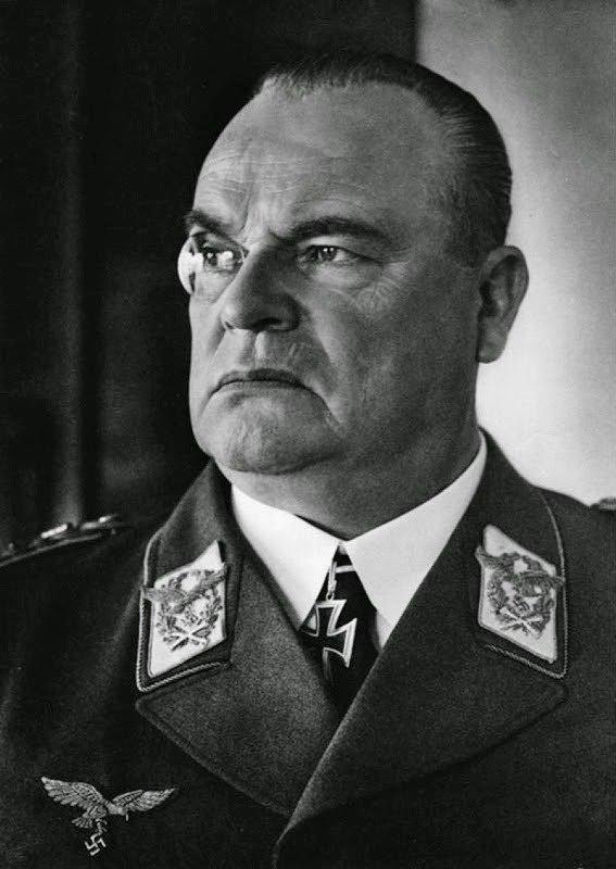 07. Hugo Sperrle