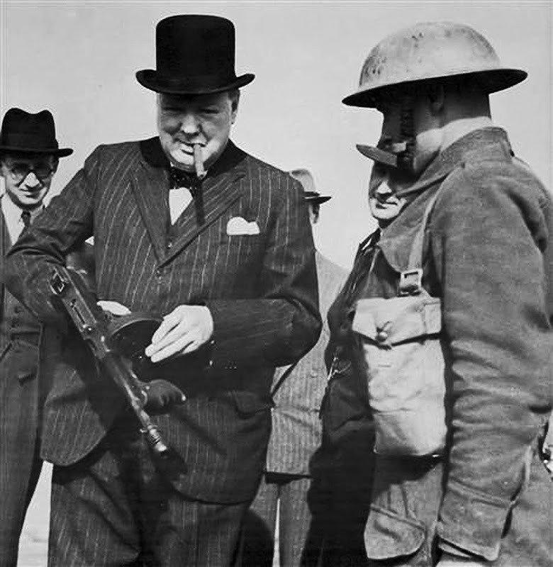07. Winston Churchill
