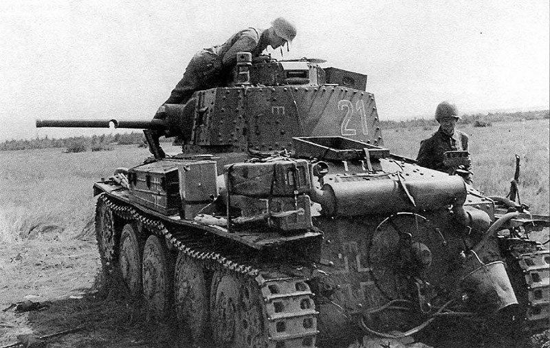 08. German Tank