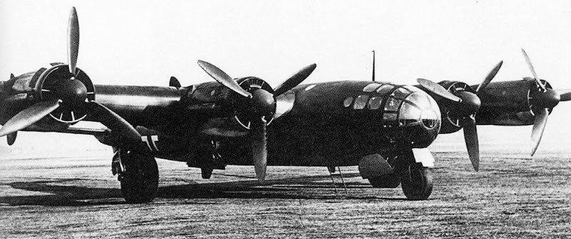 08. Messerschmitt Me 264