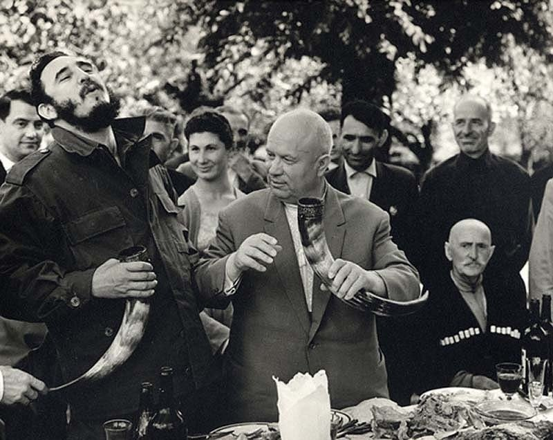 09. Castro and Khrushchev