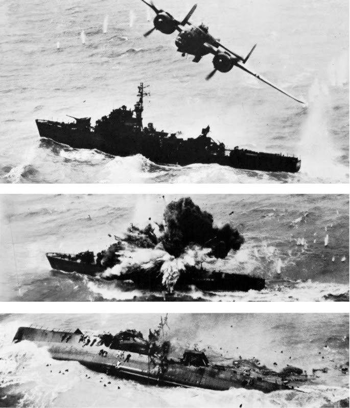 11. Sinking Ship