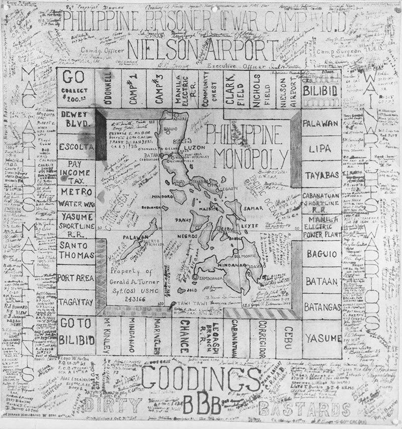 14. POW Monopoly