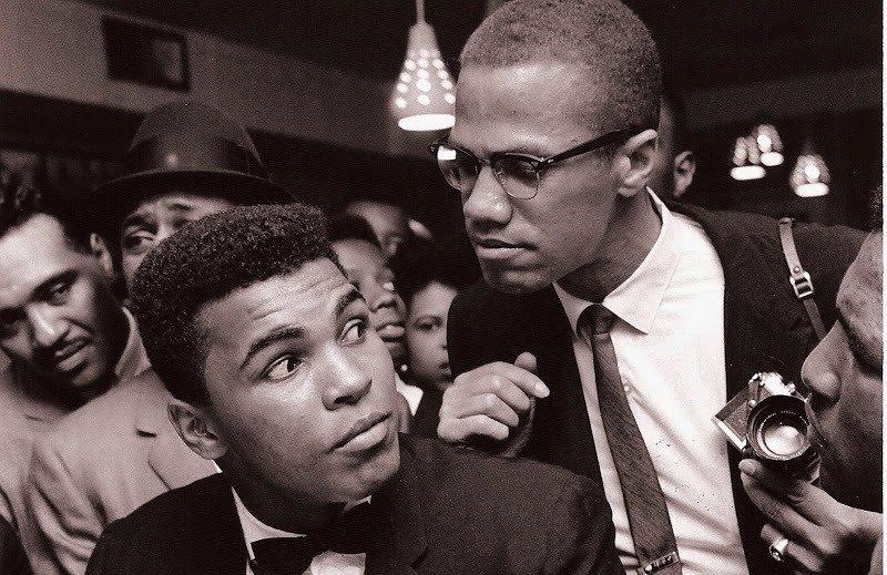 16. Malcolm X