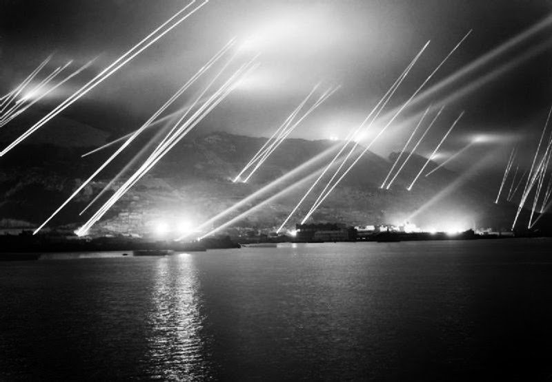 21. Searchlights