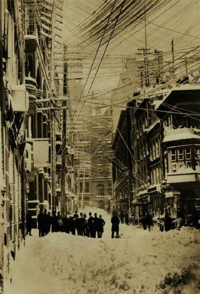 22. Blizzard of 1888