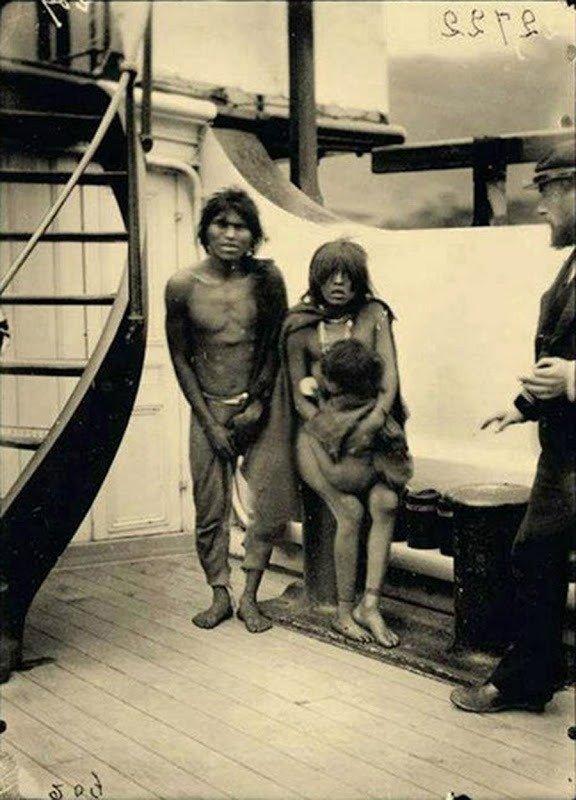 24. Selknam Natives