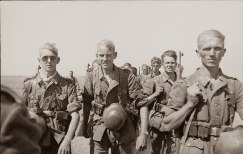 25. Marching to Stalingrad