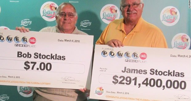 Brothers Lottery