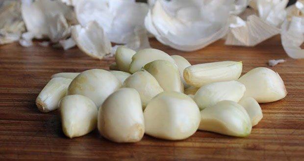 Garlic Toes