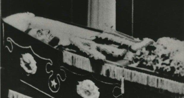 Lincoln Coffin