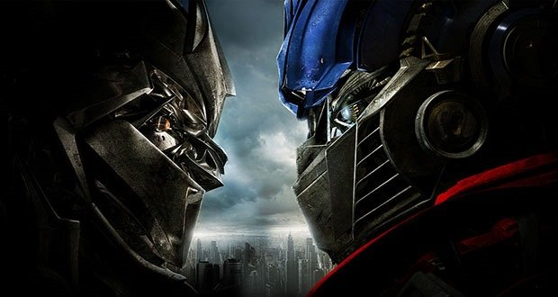 Optimus Prime and Megatron