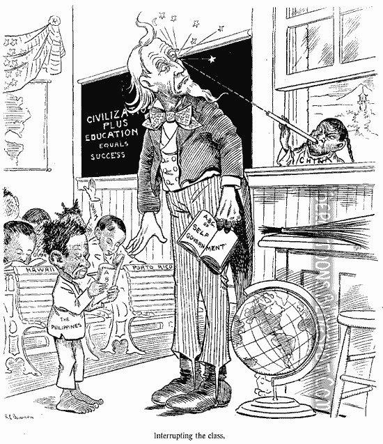 Racist Cartoon 2