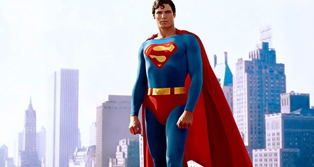Superman (1978) costume