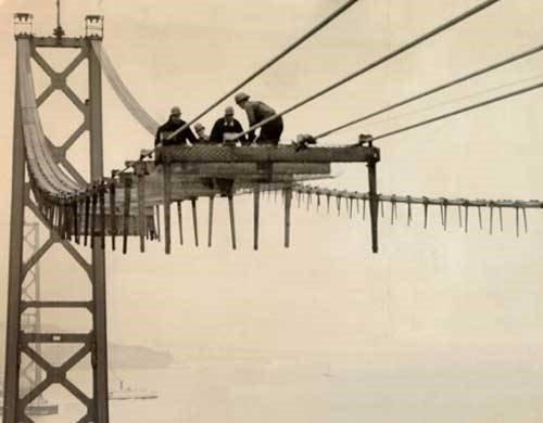 02. San Francisco Bay Bridge
