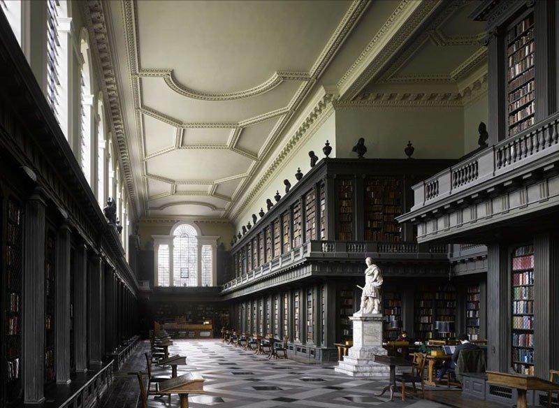 03. Codrington Library