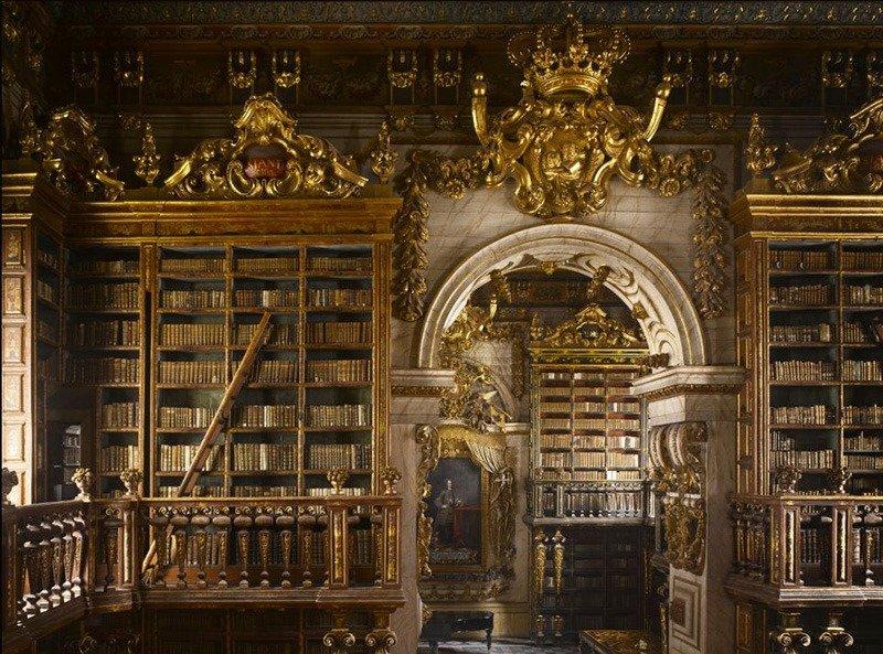 04. Biblioteca Joanina
