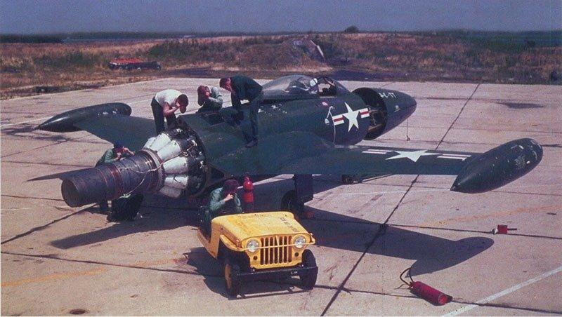 04. Grumman F9F-5 Panther