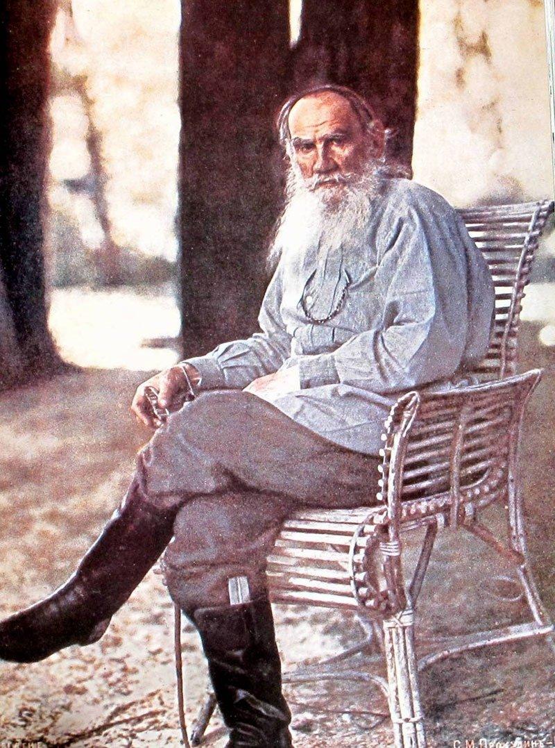 07. Leo Tolstoy